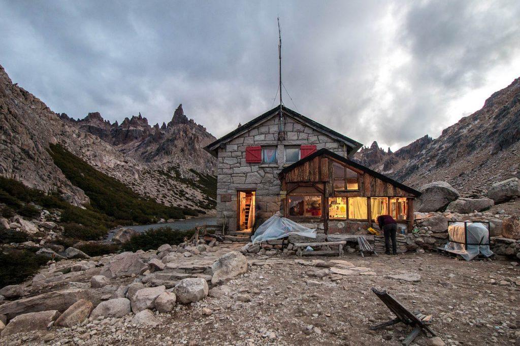 Refuge Cordillère des Andes