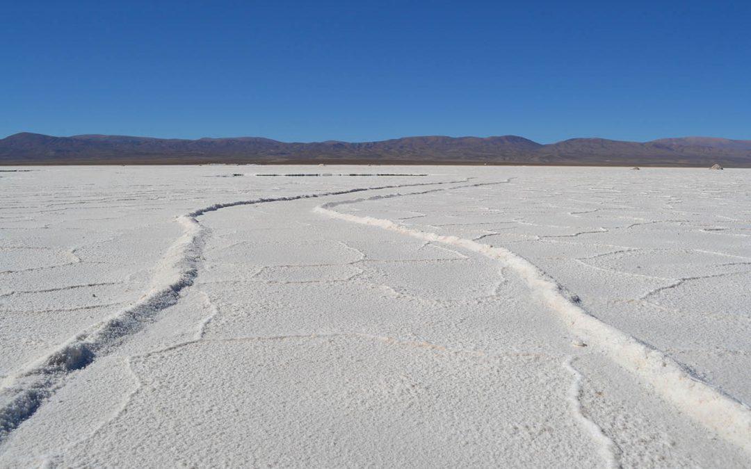 Las Salinas Grandes : un désert de sel à voir !