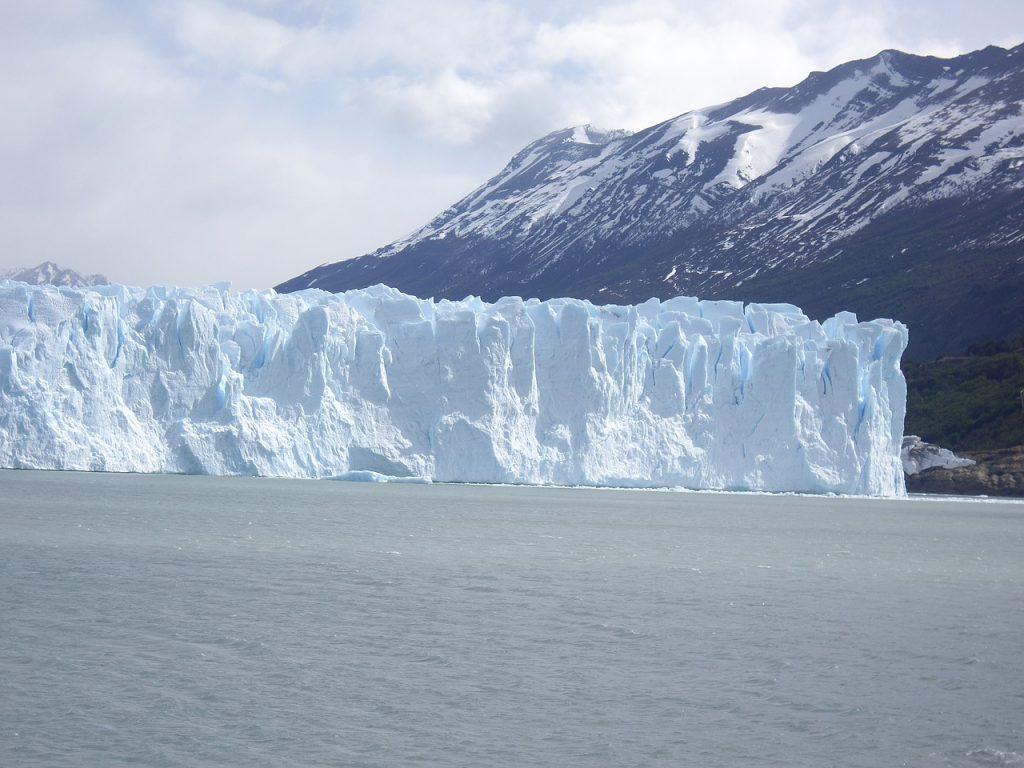 Le glacier de Perito Moreno